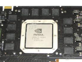 GeForce 8800 GTX VRAM und GPU