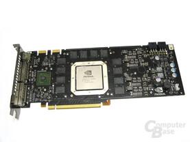 GeForce 8800 GTX ohne Kühler