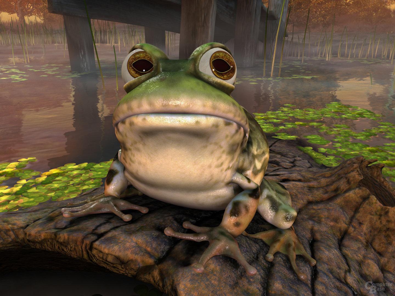 Froggy Techdemo 1