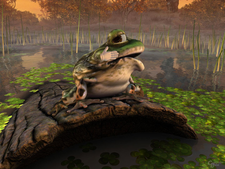 Froggy Techdemo 2