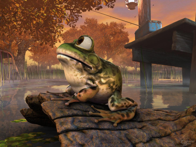 Froggy Techdemo 5