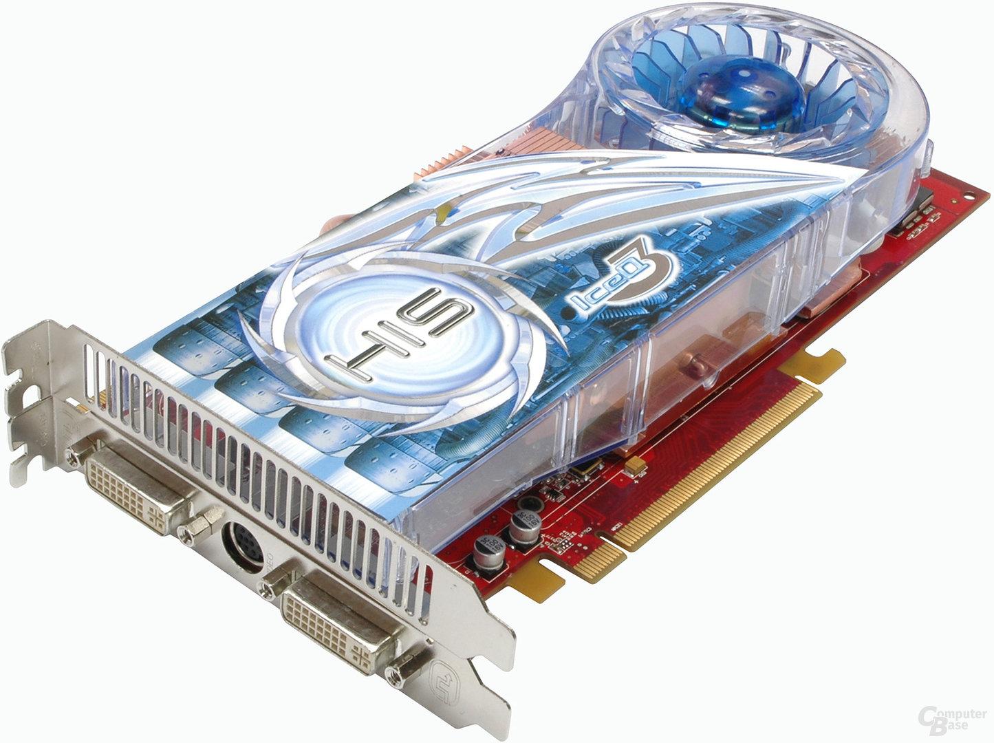 HIS Radeon X1950 Pro IceQ3
