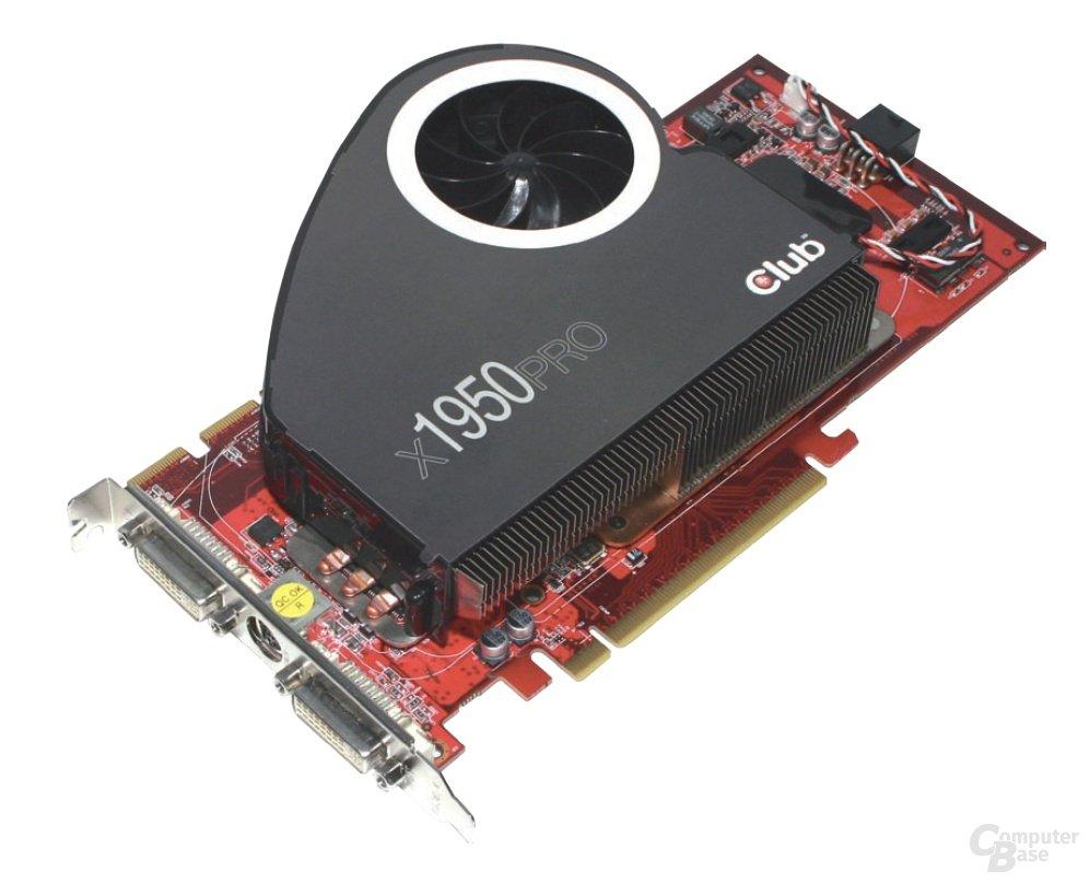 Club3D Radeon X1950 Pro