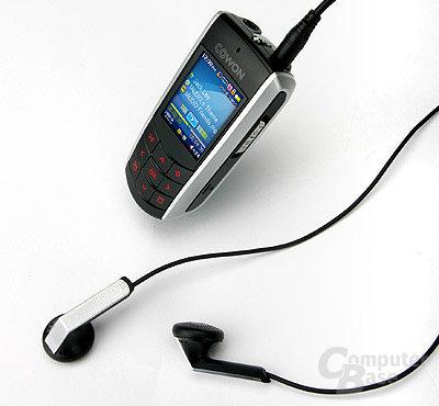 Cowon iAudio F2