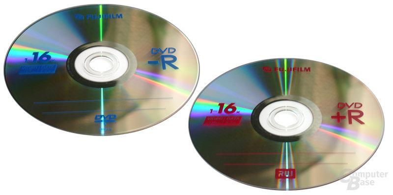 Fujifilm DVD-R & DVD+R