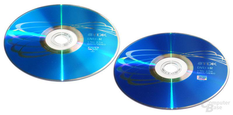 TDK DVD-R & DVD+R
