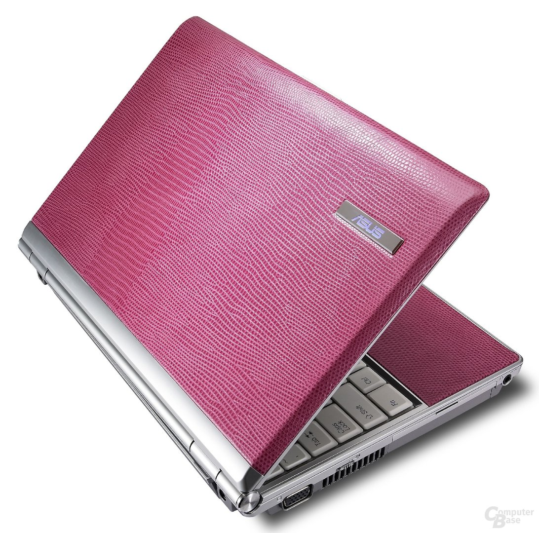 ASUS S6F Special Pink Edition
