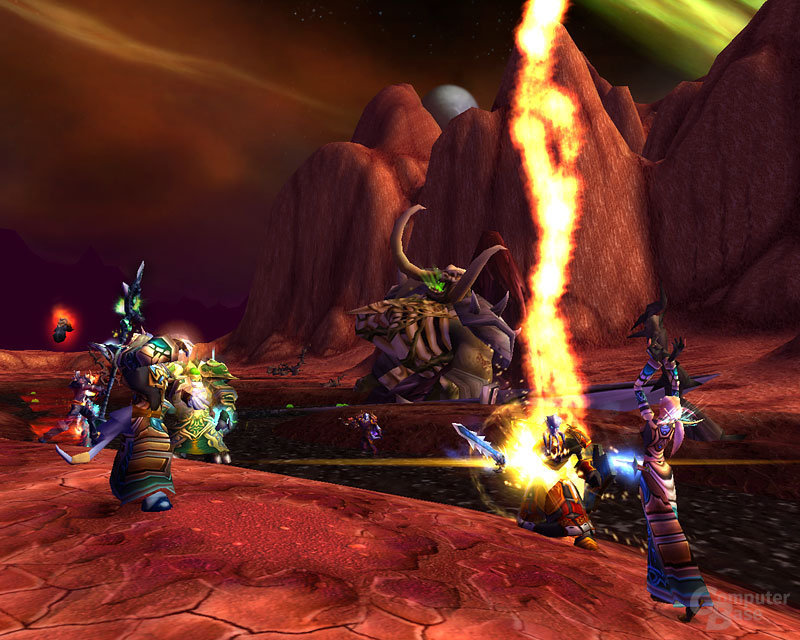 WoW The Burning Crusade