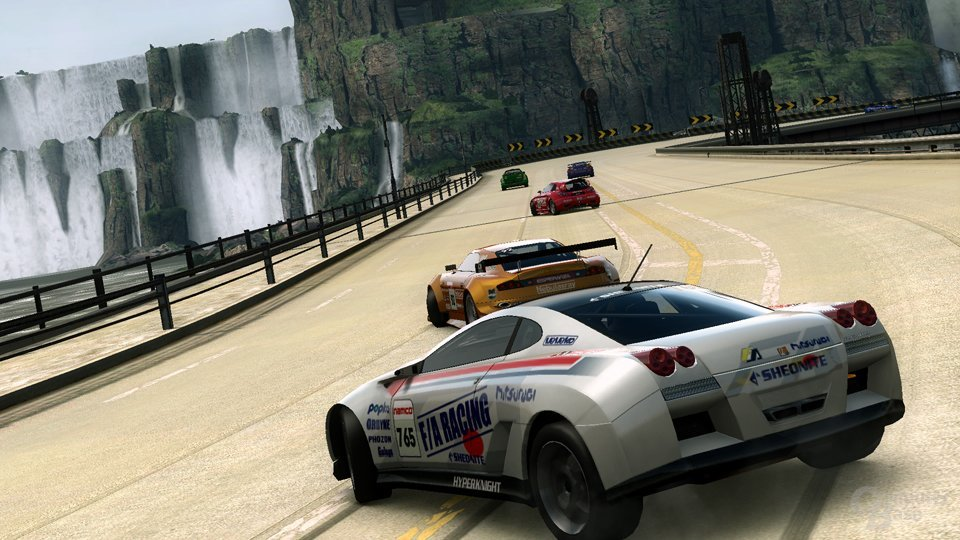 Ridge Racer 7 für PlayStation 3