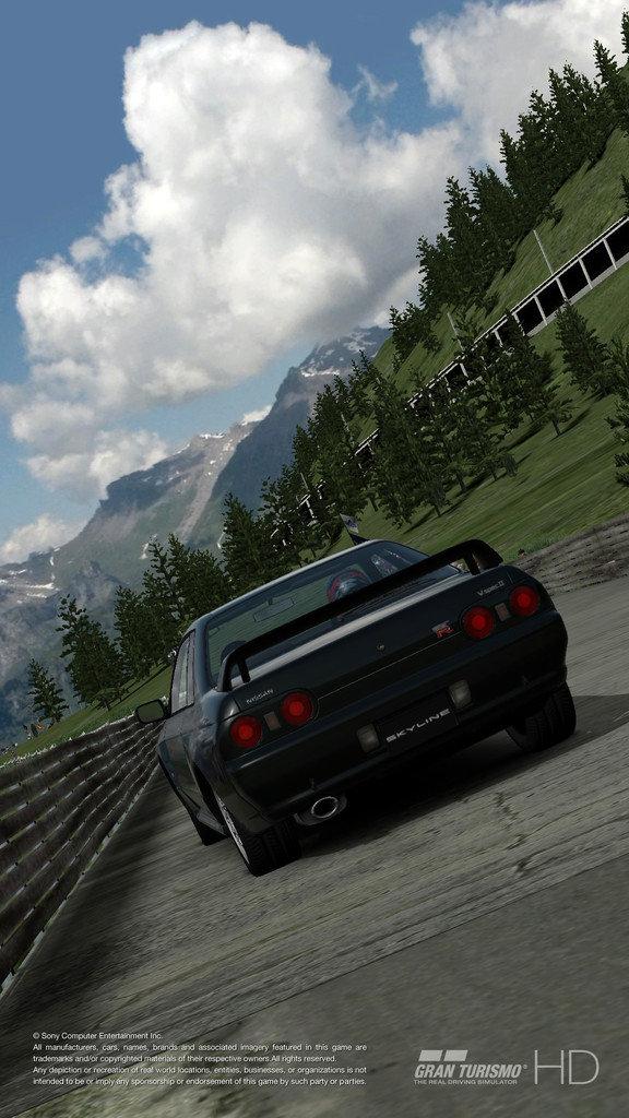 Gran Turismo HD