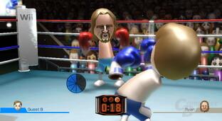 Wii Sports – Boxen