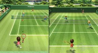 Wii Sports – Tennis
