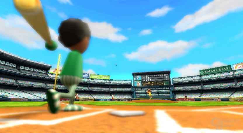 Wii Sports – Baseball