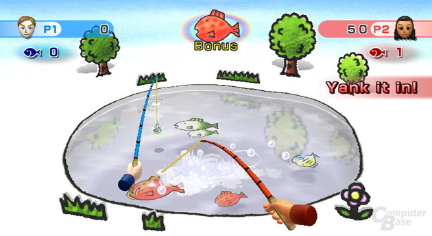 Wii Play – Fishing