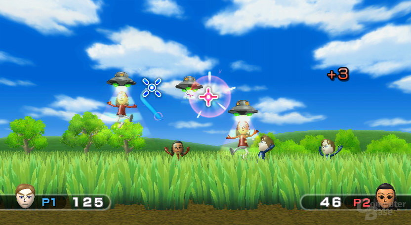 Wii Play – Shoot
