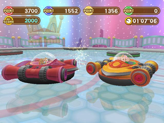 Super Monkey Ball: Banana Blitz von Sega für Nintendo Wii