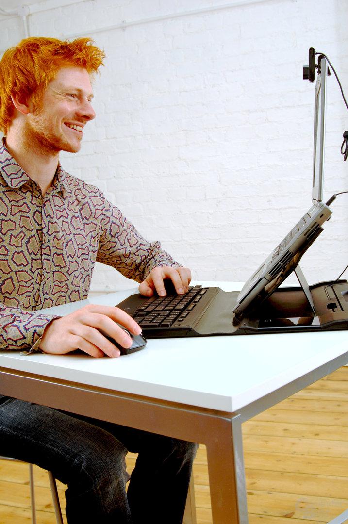 Logitech Alto Notebook-Ständer
