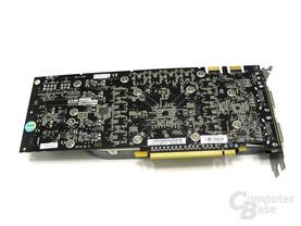 WinFast PX8800 GTX Rueckseite