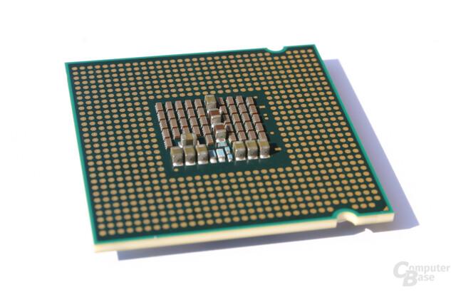 Intel Core 2 Extreme QX6800 (Rückseite)