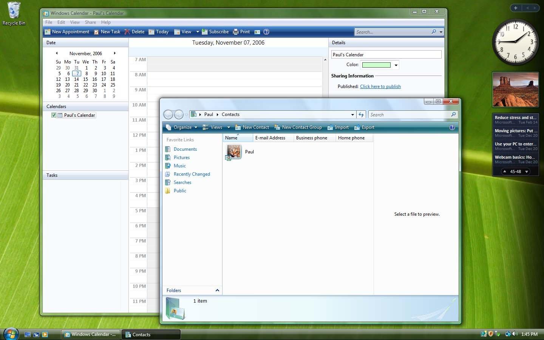 Windows Vista Home Premium