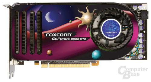 Foxconn FV-N88SMBD2-O (GeForce 8800 GTS)