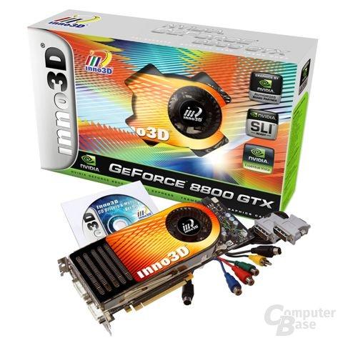inno3D GeForce 8800 GTX