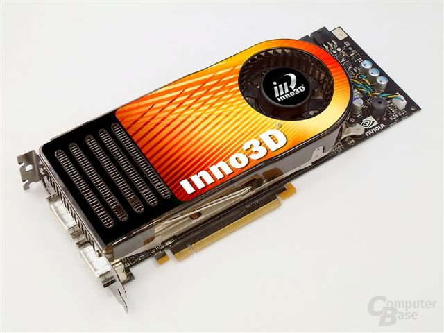 inno3D GeForce 8800 GTX