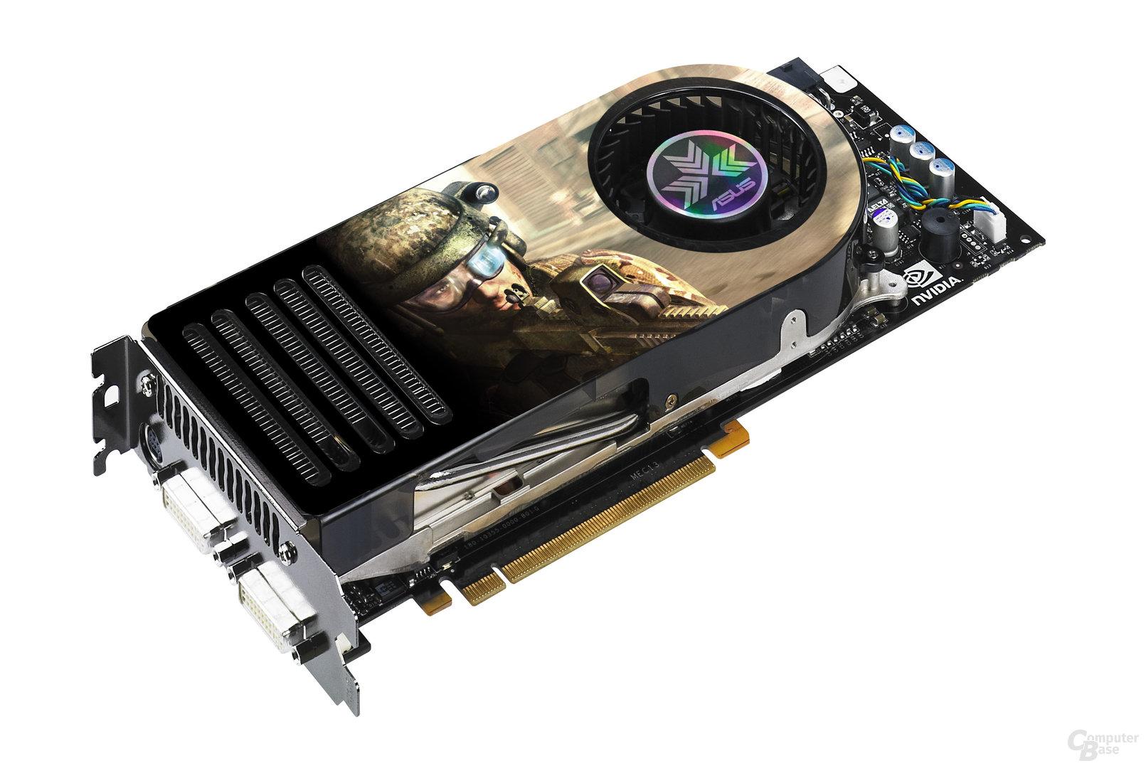 ASUS EN8800GTX/HTDP