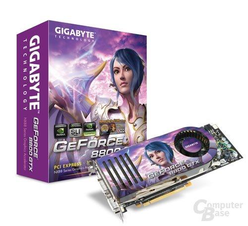 Gigabyte GeForce 8800 GTX