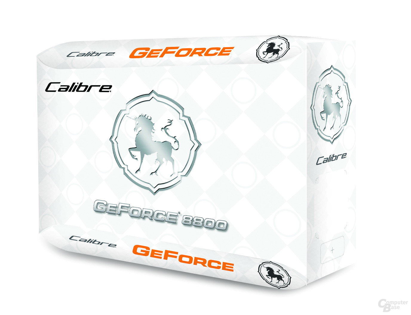 Calibre GeForce 8800 Box