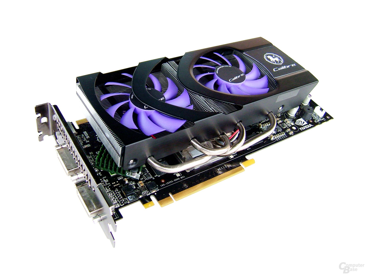 Calibre GeForce 8800 GTX