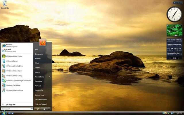 Windows Vista Ultimate