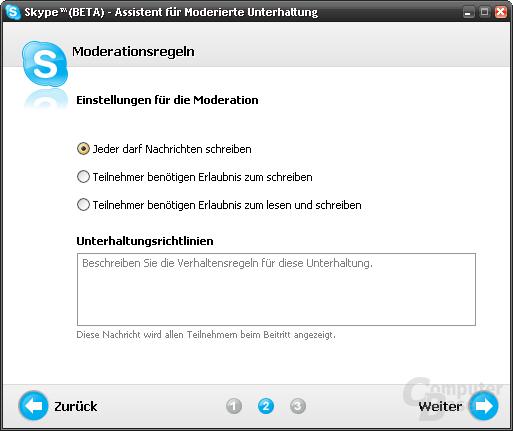 Skype 3.0 Beta