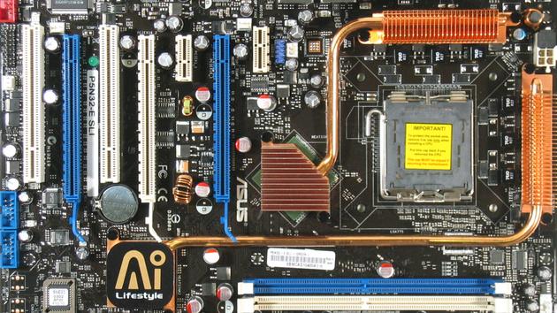 Asus Striker Extreme und P5N32-E im Test: Zweimal nForce 680i für die Königsklasse