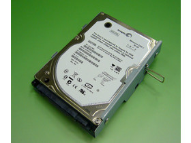 2,5 Zoll große 60-GB-HDD von Seagate