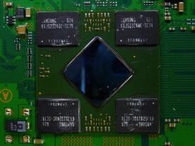 RSX-Chip ohne Heatspreader