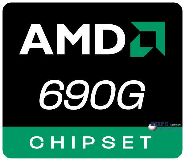 AMD 690G-Chipsatz | Quelle: HKEPC
