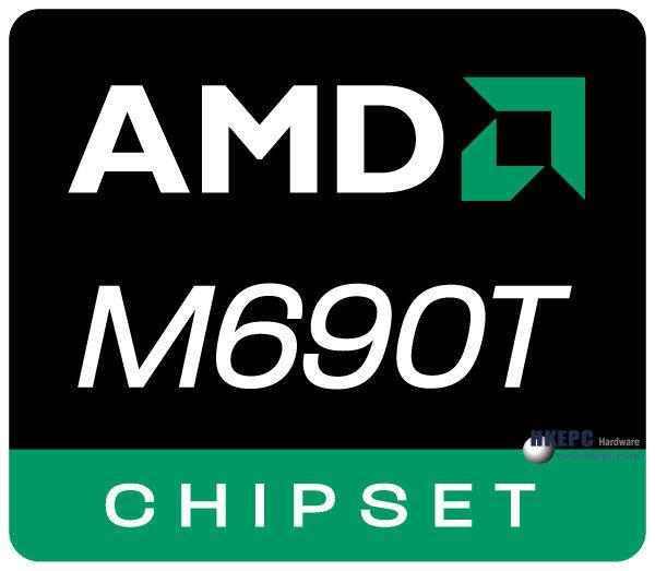 AMD M690T-Chipsatz | Quelle: HKEPC