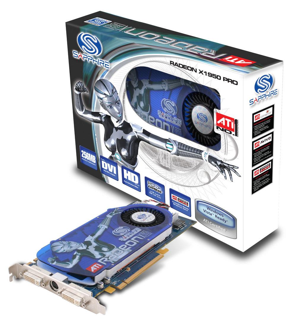 Sapphire Radeon X1950 Pro