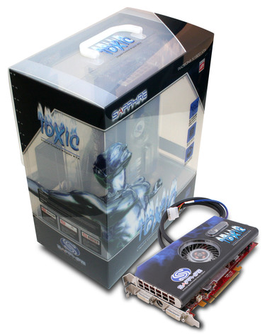 Sapphire Radeon X1900 XTX Toxic