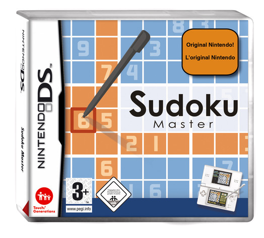 Sudoku Master für Nintendo DS