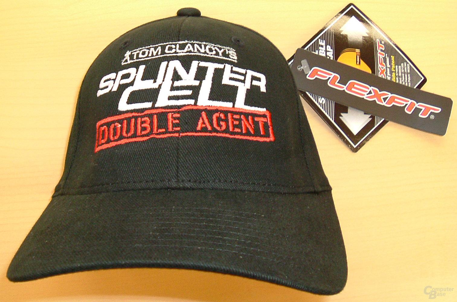 Splinter Cell Double Agent Baseball-Cap