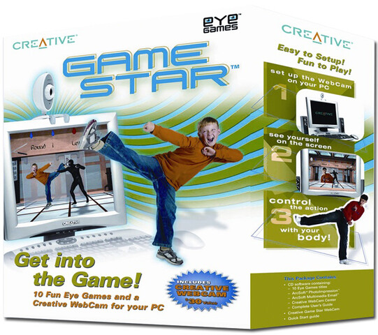 Creative Labs Game Star Webcam