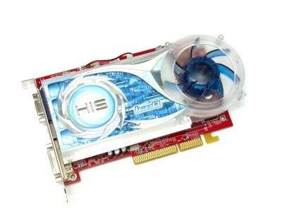 HIS Excalibur Radeon X1600 IceQ AGP