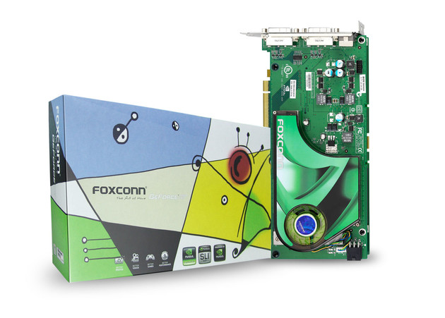 Foxconn GeForce 7950 GX2