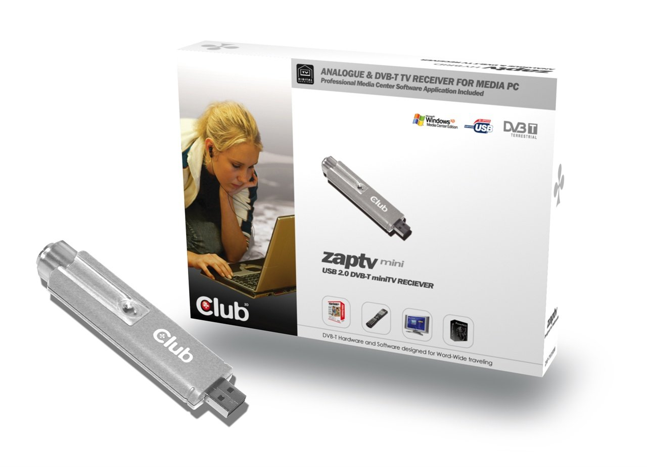 Club3D zapTV350mini