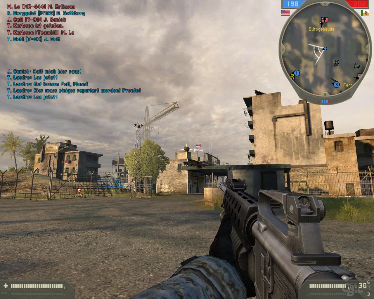 Battlefield 2 - G80