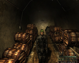 Splinter Cell 3 - G80