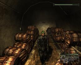 Splinter Cell 3 - R580