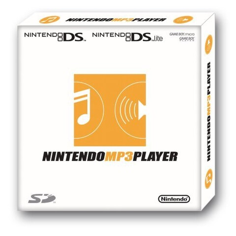 Nintendo MP3-Player